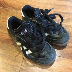 Adidas Sambas- size 11